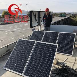 程浩服务区太阳能岗亭供电设备 太阳能光伏发电机