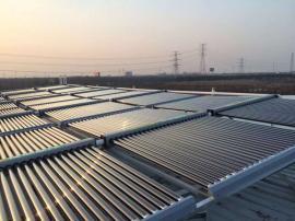 承接单位太阳能热水工程维修维保