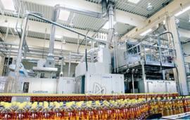 整套金银花茶饮料生产线灌装设备厂家