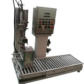 广志灌装机5L液体定量灌装机调试灌装量GZM