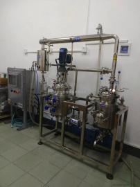 【防爆型】动态多功能提取机-中药低温循环提取浓缩设备