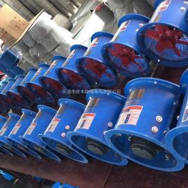 防爆玻璃钢轴流风机BFT35-11NO3.55风量2493m3/H
