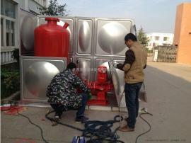 BDF装配式箱泵一体化设备生产
