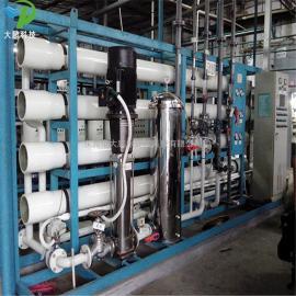 一体化纯净水设备 gong业产品清洗用纯净水设备