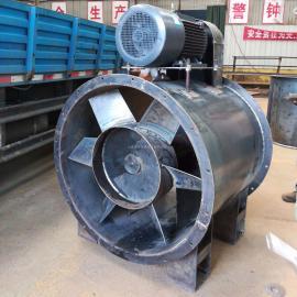 沃美环保轴流风机 耐温风机 窑炉串联用排风扇GD30