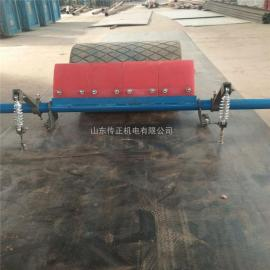 聚氨酯清扫器聚氨酯刮板头道清扫器空段清扫器