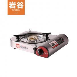 岩谷 ZA-35户外便携式卡式炉卡磁炉家用户外炉具炉子小火锅 1