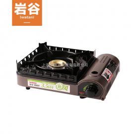 岩谷 ZKZ-1户外便携式卡式炉卡磁炉家用户外炉具炉子小火锅 1