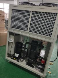 风冷式油冷却器(空气冷却散热油降温机器)