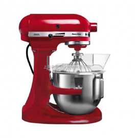 凯膳怡KitchenAid 5KPM5CER打奶油机多功能搅拌和面机厨师机