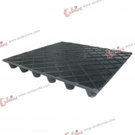 浮筑结构隔振隔声垫,可用于机房、设备房隔声减噪