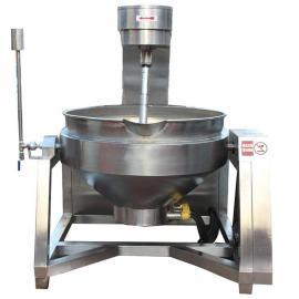 DRT300-大型自动黄豆酱炒锅
