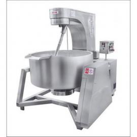 DRT300-大型自动甜面酱炒锅机器加gong设bei