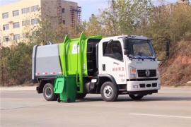 凯马3吨挂桶垃圾车