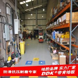 工厂车间货架防滑垫仓库货柜耐磨防滑地胶 抽屉防滑垫 塑胶地板