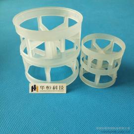 华恒塔器填料50 pp鲍尔环填料 陶瓷 不锈钢鲍尔环 38-50-76
