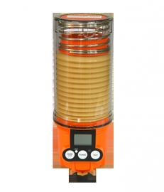 pulsarlube M500数码显示泵送油脂润滑系统