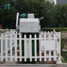 贝特尔回转式机械格栅除污机 城市生活污水处理beplay手机官方 操作简单GSC