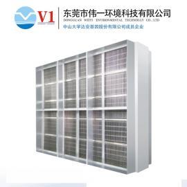 多功能中央空调风柜电子式空气净化器