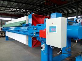 污水处理成套设备,全自动液压压滤机