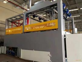 ABS,PP,PS,HDPE厚板材吸塑成型机