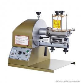 台宇TY-206-6寸黄胶机密封式调速上胶机皮具过胶机