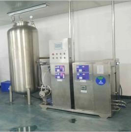 臭氧反应罐 混合罐 气水曝气罐 杀菌消毒罐 整套臭氧发生器装置
