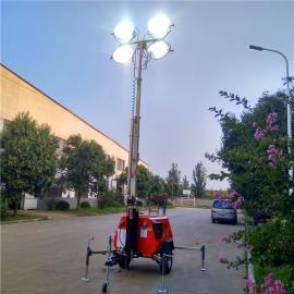 移动照明车 工程施工专用照明灯 应急抢险照明车