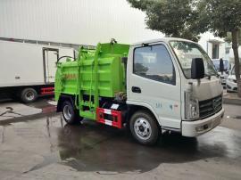 国六小型餐厨垃圾车泔水车型号