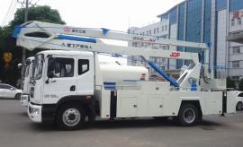 东风D9大多利卡20米高空作业车JDF5100JGK20E5型高空作业车销售