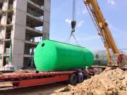 商砼化粪池抗压环保chengpin钢筋混凝tu化粪池