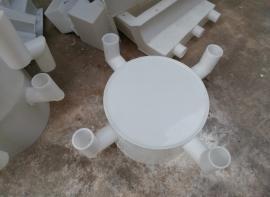 塑料螺旋溜槽 选煤溜槽加工定制