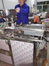 红薯粉大产量成型机