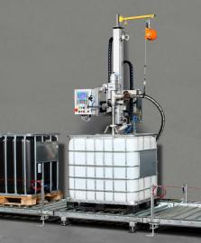 化工溶剂液体灌装机
