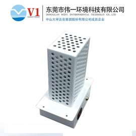 食品厂中央空调空气净化消毒装置V1探入式光氢离子空气净化器