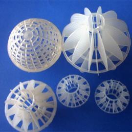 悬浮球形填料,多孔生物悬浮球填料,pp悬浮球填料
