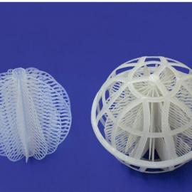 生物水处理填料-生物帘式悬浮球填料-生物绳型填料