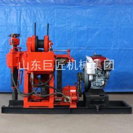 工厂直供XY-180百米钻机 液压水井机 180米型钻井机打井机