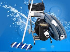 泳池水吸污机