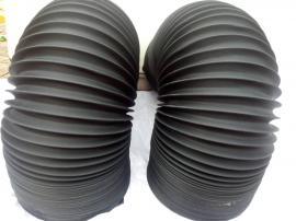 性价比高的压滤机油缸防尘罩,液压缸圆形防尘罩密封好