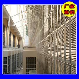 恺嵘别墅空调风机声屏障 别墅声屏障 玻璃钢复合板声屏障