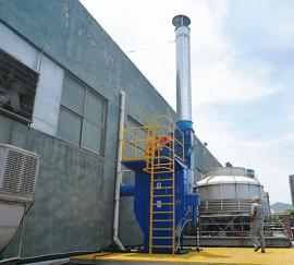 HDC湿式离心除尘器