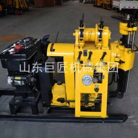 200米HZ-200Y型液压水井钻机岩心地质勘探机