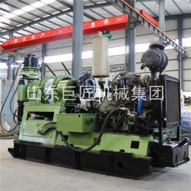 千米液压水井钻机XY-44A打井打桩都能用