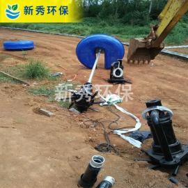 QFB1.5浮筒曝气机