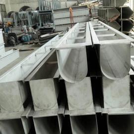 水厂沉dian池集水槽an装、集水槽、不锈钢集水槽