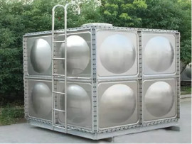 不锈钢组合水箱