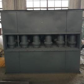 金钢品质锅炉配套多管旋风除尘器 耐高温除尘效率高