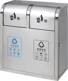 酒店大堂垃圾桶-电梯桶