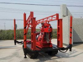 XY-1A型履带式岩芯钻机